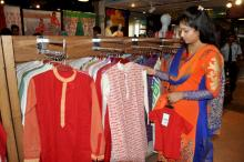 Fashion houses gear up for Pahela Baishakh rush