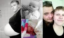 Transgender man gives birth to baby girl after getting pregnant during transition