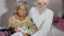 72-yr-old gives birth, doctors say she's too old: What's the right age?