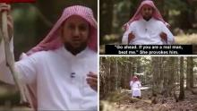 'How to Beat Your Wife': Saudi Man Explains In a Video