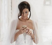 Husband divorces wife on wedding night for texting friends