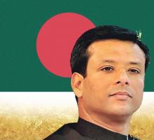 Bangladesh political intrigue turns personal