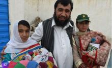 Pakistani father of 35 aims for 100 children