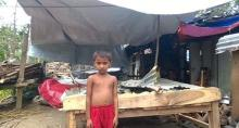 Thousands in Bangladesh face a daily struggle for survival