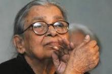 Eminent writer Mahasweta Devi dies