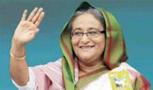 Visionary leader Sheikh Hasina uplifts Bangladesh to a new height