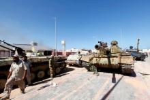 Libya forces free 5 captives including Bangladeshi from IS in Sirte