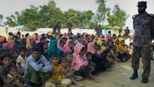 Pirates, cyclones and mud: Bangladesh's island solution to Rohingya crisis