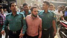 Arafat Sunny denied bail, sent to jail