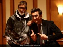 Amitabh Bachchan to co-star with Ranbir in Dragon