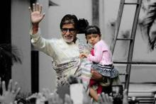 Amitabh's Valentine date with Aaradhya