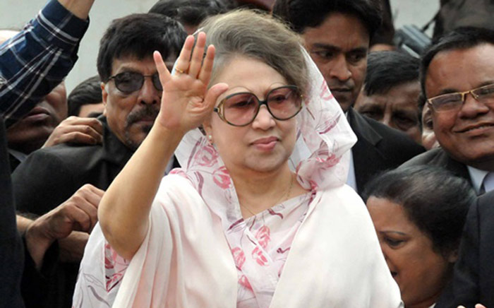 Hearing in Khaleda's graft cases adjourned till February 26
