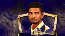 Mahmudullah shines with bat on PSL debut