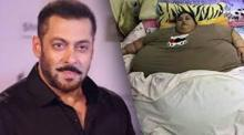 Salman Khan will fulfill the wish of world's heaviest woman Eman