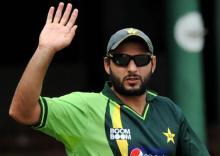 Afridi announces international retirement