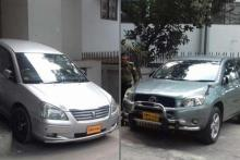 WB hands over two duty-free cars to DCII