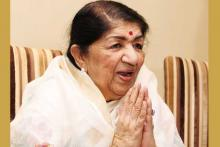 Lata Mangeshkar gets Legendary Award