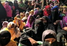 Bangladesh starts head count for Rohingya relocation