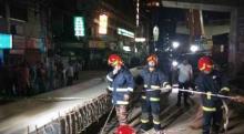 Girder collapse kills 1, injures 2 at Malibagh flyover