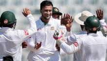 Bangladesh pull off historic win over Sri Lanka