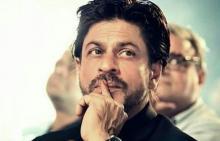 Shah Rukh advice: 'Speak your mind in bathroom'