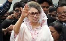 SC scraps HC stay on Khaleda's Niko graft case