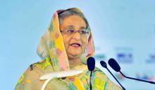 Bangladesh will not depend on others for cherished prosperity: PM