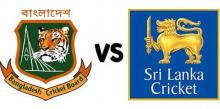 1st ODI: Bangladesh start batting vs Sri Lanka
