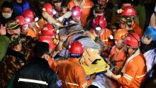 10 dead in central China mine accidents