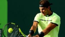 Rafael Nadal beats Dudi Sela to reach third round of the Miami Open