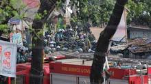 Joint forces begin raid at Sylhet 'militants den', 55 rescued
