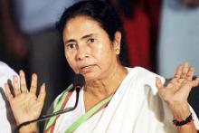 No water in Teesta: Mamata