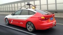 Baidu to share self-drive car technology