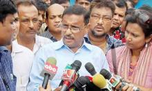 BNP has no way but to join polls: Quader