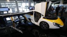 AeroMobil introduces $1.3M flying car
