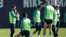 Neymar ban dispute rages ahead of Clasico