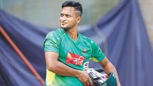 Shakib Al Hasan named Bangladeshi's T20 captain