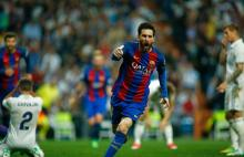 'Best ever' Messi turns tables on Madrid