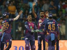 IPL: Rising Pune Supergiant edge out Mumbai Indians by 3 runs in tense finish
