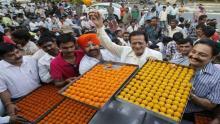 India's ruling BJP wins civic body polls in Delhi