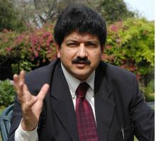Pakistan journalist Hamid Mir to return Bangladesh award conferred on father