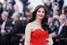 Cannes: Aishwarya Rai Bachchan's showstopping red dress