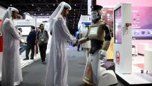 Robocop joins Dubai police to fight real life crime