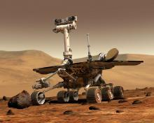 Mars rover's home crater was a potential hotbed for life