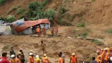 4 army men among over 129 killed in landslides in southeastern districts
