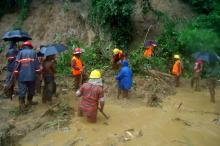 Landslide death toll now 140 as 10 more bodies recovered
