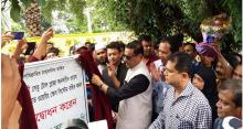 Khaleda won't be allowed to do politics on public sufferings: Quader