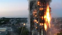 London fire: At least 65 people missing or feared dead