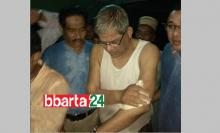 Mirza Fakhrul's motorcade comes under attack in Ctg