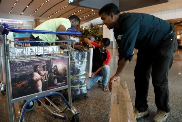 Singaporean dream sours for Bangladeshi workers as they go home with big debts